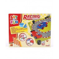 Simba Art & Fun Dough Set Racing