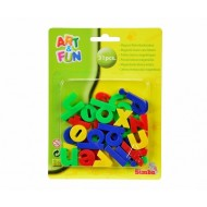 Simba Art & Fun Magnetic Small Letters