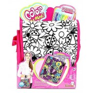 Simba Colour Me Mine Messenger Bag Pink