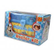 Doctor Medical Box Kit Blue