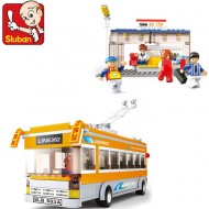 Sluban Trolley Bus