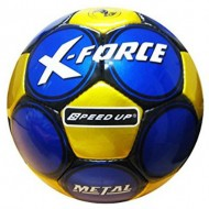 Speed Up X Force Metal Leatherite Football Size 5