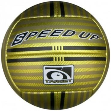 Speed Up Target Leatherite Football Size 5