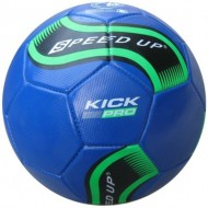 Speed Up Kick Pro Leatherite Football Size 5 Blue
