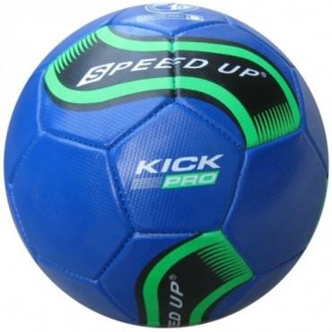 Speed Up Kick Pro Leatherite Football Size 5 Blue