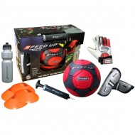 Speed Up 6 Piece Complete Football Training Set