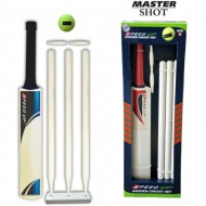 Speed Up Master Shot Cricket Set Size 4