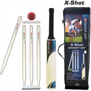 Speed Up X Shot Cricket Set Size 4