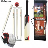 Speed Up X Force Cricket Set Size 4