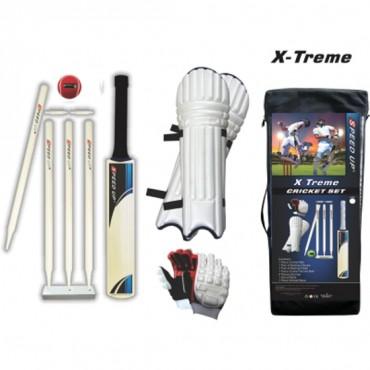 Speed Up X treme Cricket Set Size 4