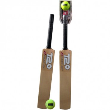 Speed Up T 20 Cricket Bat & Ball Set Size 4