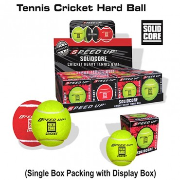 Speed Up Tennis Cricket Soft Heavy ball