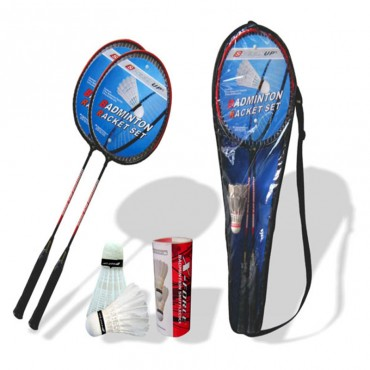 Speed Up X Force Badminton Racket Set