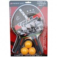 Speed Up X Stroke Table Tennis Set