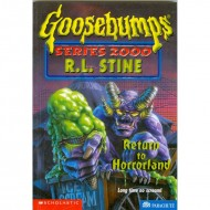 Return To Horror Land (Goosebumps Series 2000-13)