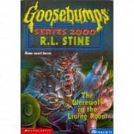 Werewolf In The Living Room (Goosebumps Series 2000-17)