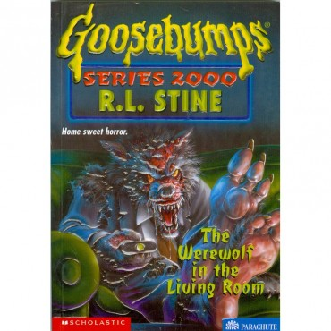 goosebumps the werewolf in the living room buy in the living room goosebumps series 2000 17 27231