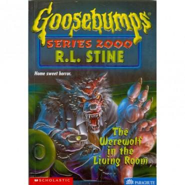 Buy werewolf in the living room goosebumps series 2000 17 - Goosebumps werewolf in the living room ...