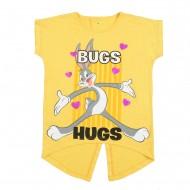 Looney Tunes Daffodil Round Neck T-Shirt LT1EGT787