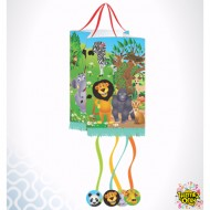Themez Only Jungle Paper Pinata Khoi Bag 1 Piece Pack