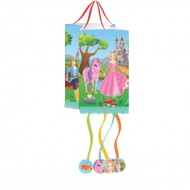 Themez Only Princess Paper Pinata Khoi Bag 1 Piece Pack
