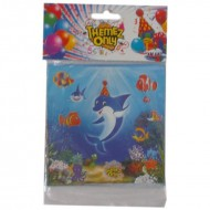 Themez Only Underwater Paper Napkins 20 Piece Pack