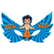 Themez Only Chhota Bheem Paper Eye Mask 10 Piece Pack
