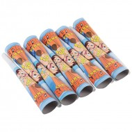 Themez Only Chhota Bheem Paper Horns 8 Piece Pack