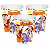 Themez Only Chhota Bheem Paper Cups 10 Piece Pack