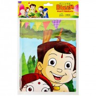 Themez Only Chhota Bheem Paper Birthday Poster 1 Piece Pack