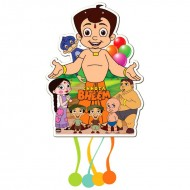 Themez Only Chhota Bheem Paper Pinata 1 Piece Pack