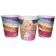 Themez Only Barbie Paper Cups 16 Piece Pack
