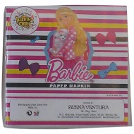 Themez Only Barbie Paper Napkins 20 Piece Pack