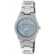 Timex E-Class Analog Blue Dial Girl's Watch - J102
