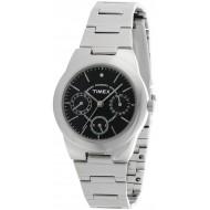 Timex E-Class Analog Black Dial Girl's Watch - J104