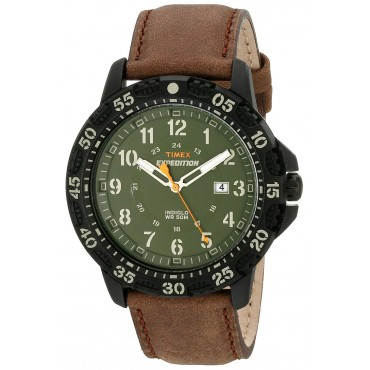 Timex Expedition Analog Green Dial Boy's Watch - T49996
