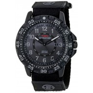 Timex Expedition Analog Black Dial Boy's Watch - T49997