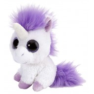 Wild Republic Sweet and Sassy Lil Unicorn Lavender Violet White 5 Inch