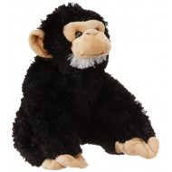Wild Republic Cuddlekin Chimp Baby 12 Inch