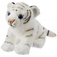 Wild Republic Cuddlekins Baby Tiger White 12 Inch