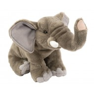 Wild Republic Cuddlekins Elephant Adult 12 Inch