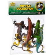 Wild Republic Poly Bag Reptile