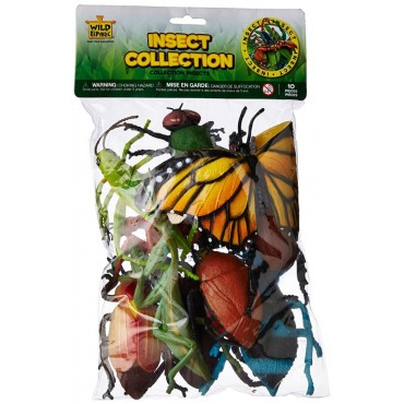Wild Republic Poly Bag Insect