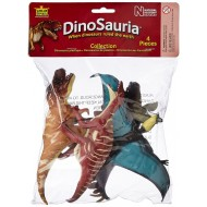 Wild Republic Polybag Dino Assorted