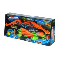 Zing Air Storm Z Bow Orange Green
