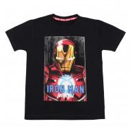 Avengers Black T-Shirt AV1EBT460