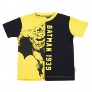Batman Yellow Black T-Shirt BM1EBT195