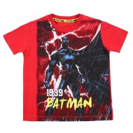 Batman Red T-Shirt BM1EBT199