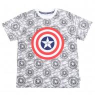 Civil War Off White T-Shirt CW1EBT161