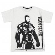 Civil War Off White T-Shirt CW1EBT459